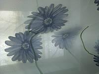 Тюль цветы, фото 1