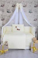 Bepino Мишка с пропеллером комплект постельного белья