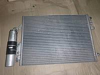 Радиатор кондиционера (1,4 MPI 8V) Renault Symbol 08- (Рено Симбол), 8200742594