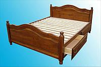 Кровать из дерева  букова, дубовая № 7