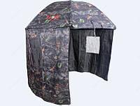 Рибальський парасолька-намет Carp Zoom з регульованим нахилом