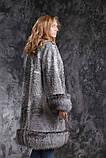 Шуба пальто из каракульчи SVAKARA со съемной чернобуркой swakara broadtail jacket coat furcoat, фото 6