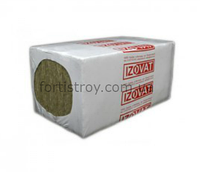 Базальтовая плита IZOVAT 135 100х600х1000 1,2 кв.м.