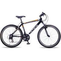 Велосипед  HERO EAGLE ALLOY 21S black/yellow