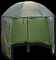 Рыболовный зонт-палатка с регулированным наклоном (усиленный)