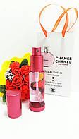 Парфюм – спрей в подарочной упаковке Chanel Chance Eau Tendre  -  35мл