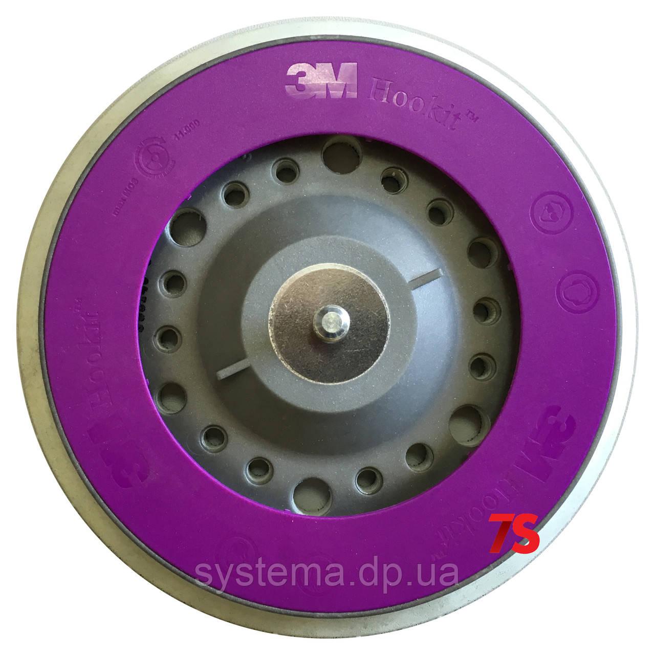 3M™ 50540 Hookit™ - Оправка с мультипылеотводом для кругов, ∅ 150 мм, жесткая