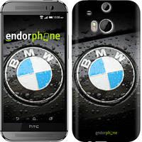 "Чехол на HTC One M8 BMW ""845c-30"""