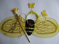 Набор пчелки (крылья, обруч, волшебная палочка), фото 1