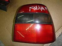 Фонарь задний правый Skoda Felicia 98-01 (Шкода Фелиция), 6U0945096A