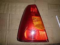 Фонарь задний  левый (Седан) Dacia Logan 05-08 (Дачя Логан), 8200211020