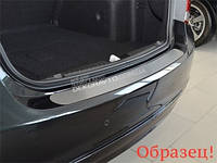 Накладка на задний бампер Nataniko для Honda Civic 4D FL 2013+