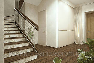 Отделка бетонных и металлических лестниц, фото 2