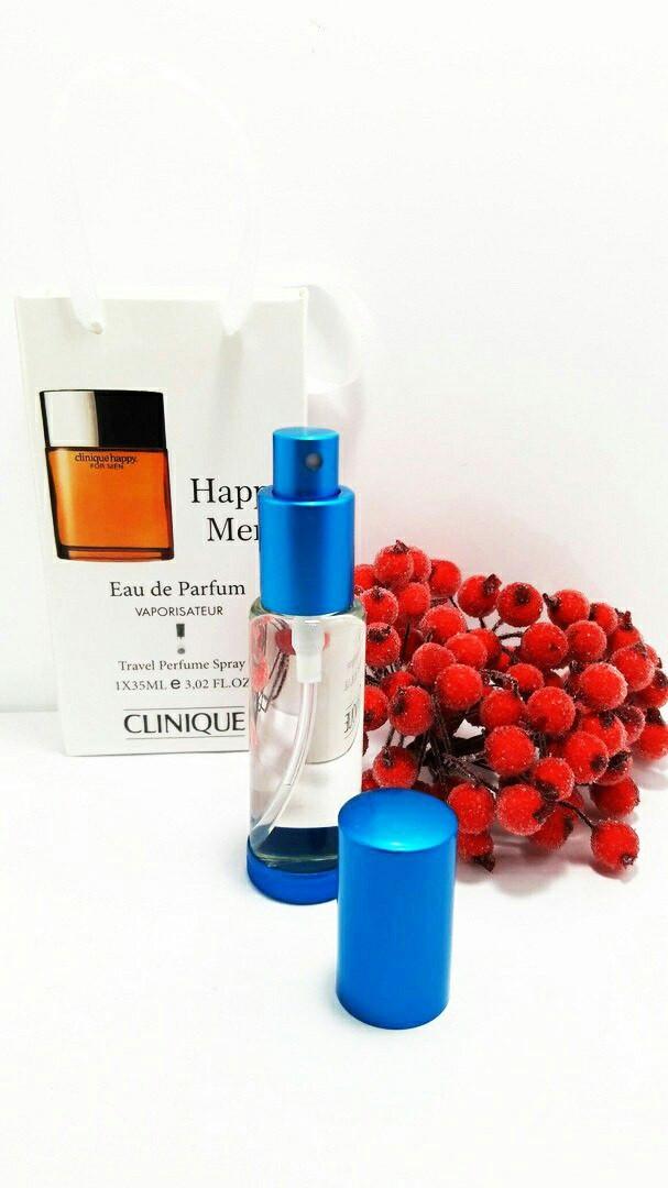 Парфюм – спрей в подарочной упаковке CLINIQUE Happy Men  -  35мл
