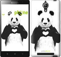 "Чехол на Lenovo Vibe C2 All you need is love ""2732c-397"""