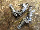 Форсунка топливная Сенс Sens Заз 1102 1103 инжектор ваз 2110,2112,2111 н.о. Siemens(2отв) VAZ 6238, фото 6