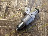 Форсунка топливная Сенс Sens Заз 1102 1103 инжектор ваз 2110,2112,2111 н.о. Siemens(2отв) VAZ 6238, фото 3
