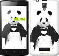 "Чехол на ZTE L5 All you need is love ""2732u-429"""