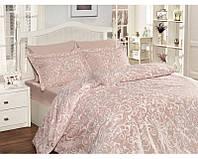 Пудровый комплект  постельного белья тм FIRST CHOICE
