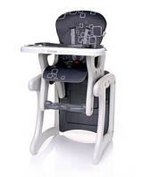 Детский стульчик для кормления трансформер 4baby Fashion (Grey)