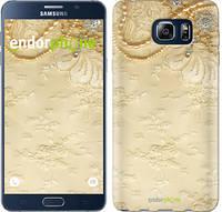 "Чехол на Samsung Galaxy Note 5 N920C Кружевной орнамент ""2160u-127"""