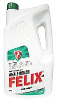 Антифриз Felix Prolonger зеленый, 5кг -40°C