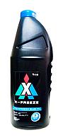 Антифриз X-Freeze синий -40°C, 1кг