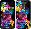 """Чехол на LG G3 Stylus D690 Абстрактные цветы """"511c-89"""""""