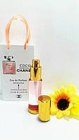 Парфюм – спрей в подарочной упаковке Coco Mademoiselle   -  35мл