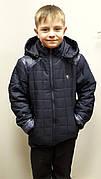 Куртка для мальчика демисезонная на 7-14 лет