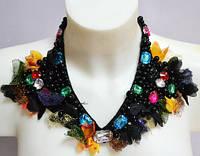 Красочный декоративный воротник DRESS В061