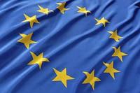 Евросоюз флаг Вафельная картинка