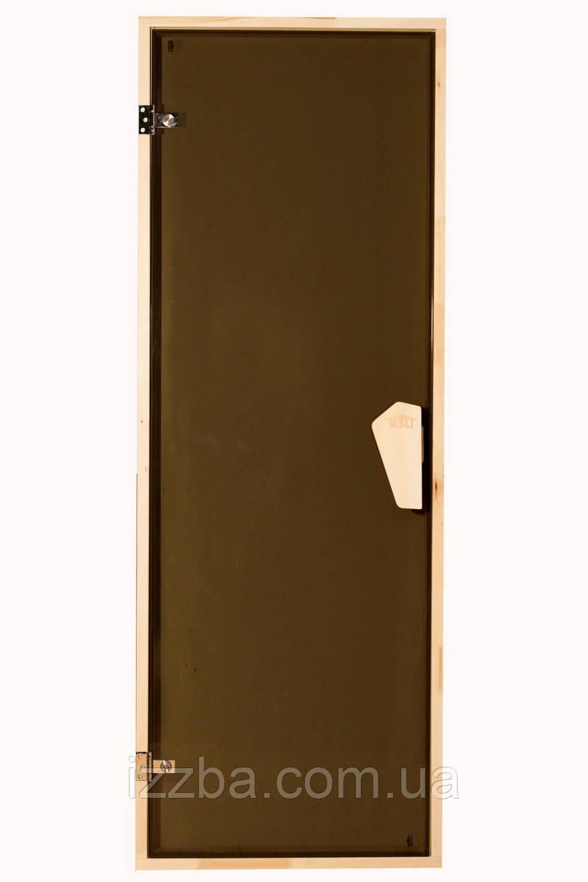 Дверь для сауны «Tesli lux»