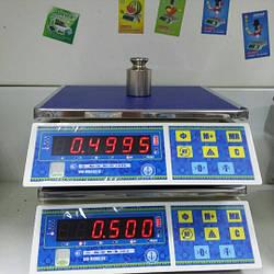 Весы Вагар для фасовки VW-MN 3, 6,10, 20кг (280*240мм)