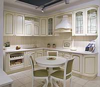 """Кухня """"Роза де капе"""" из массива , фото 1"""
