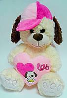 Мягкая игрушка Собака Бим №1 21200 Копиця Украина