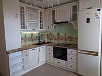 "Кухня ""Барселона"" из массива, фото 1"