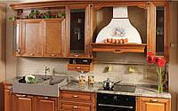 """Кухня """"Исола"""" из массива , фото 1"""