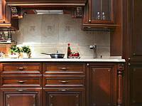 """Кухня """"Орхидея"""" из массива, фото 1"""