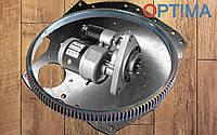 Переоборудование под стартер без замены маховика на трактор МТЗ-80, МТЗ-82