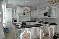 """Кухня """"Монтебьянко"""" из массива, фото 1"""