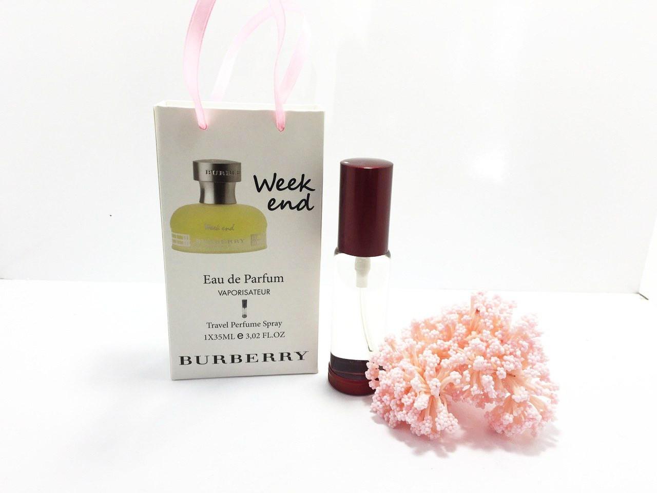 Парфюм – спрей в подарочной упаковке Weekend Burberry -  35мл