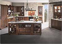 "Кухня ""Романтика"" из массива, фото 1"
