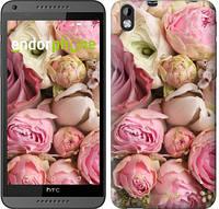 "Чехол на HTC Desire 816 Розы v2 ""2320u-169"""