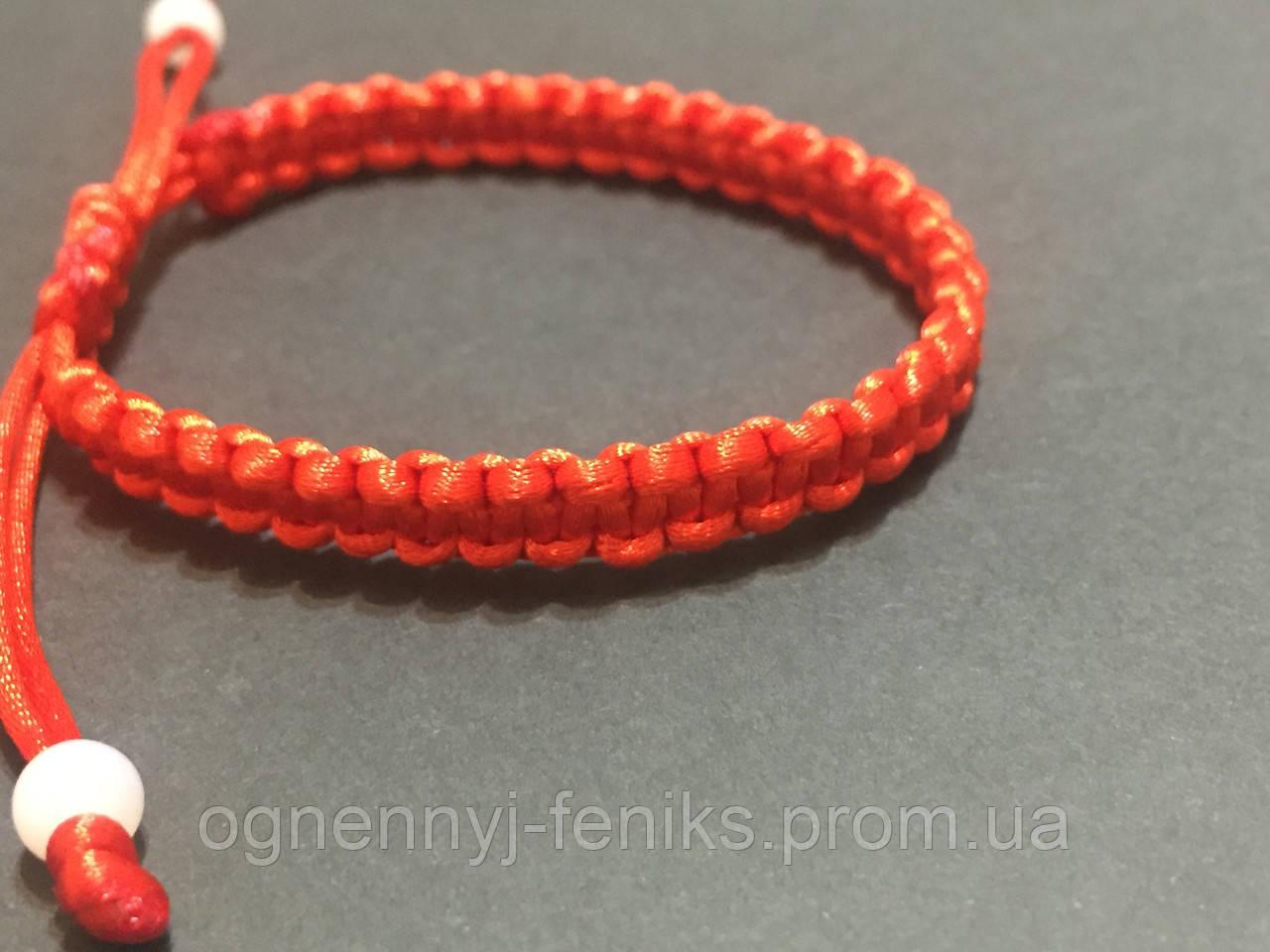 Браслет красная нить оберег от сглаза  - Огненный Феникс в Одессе