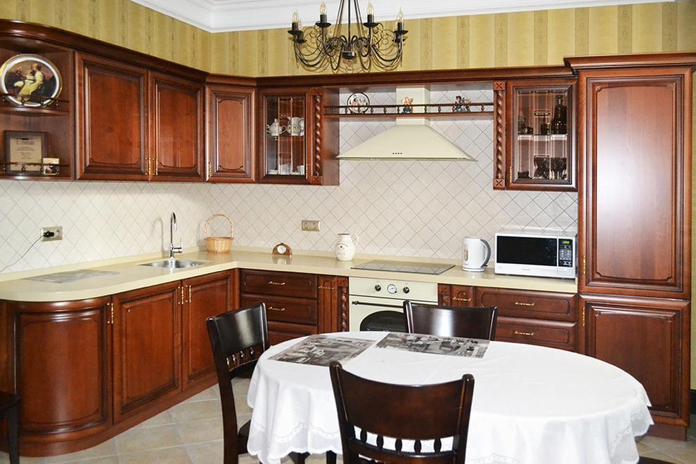 """Кухня """"Виктория"""" из массива"""