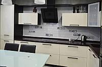 Кухня Жасмин из акрила, фото 1