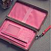 Стильный женский кошелек-клатч, фото 2
