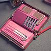 Стильный женский кошелек-клатч, фото 3