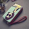 Женский кошелек - клатч , фото 4